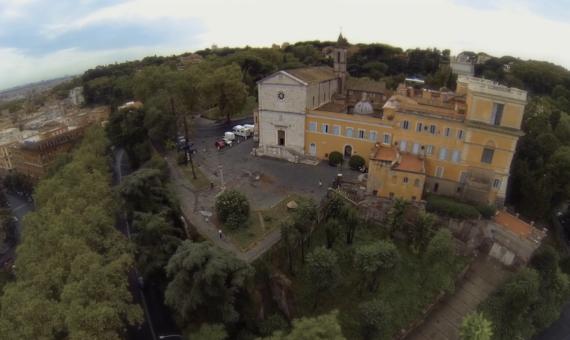 San Pietro in Montorio – Villa Giovannelli