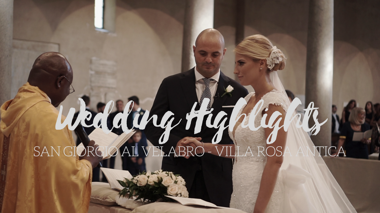 Wedding Highlights S&M